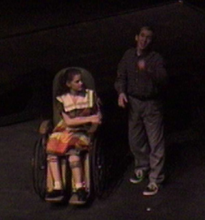 and they dance real slow jackson Synopsis: in jackson, a small town in rural indiana, elizabeth ann willow lives with her father and mother crippled at birth with polio, elizabeth ann is confined to a wheelchair and must wear leg braces, which cuts her off from the other children and prevents her regular attendance at school.