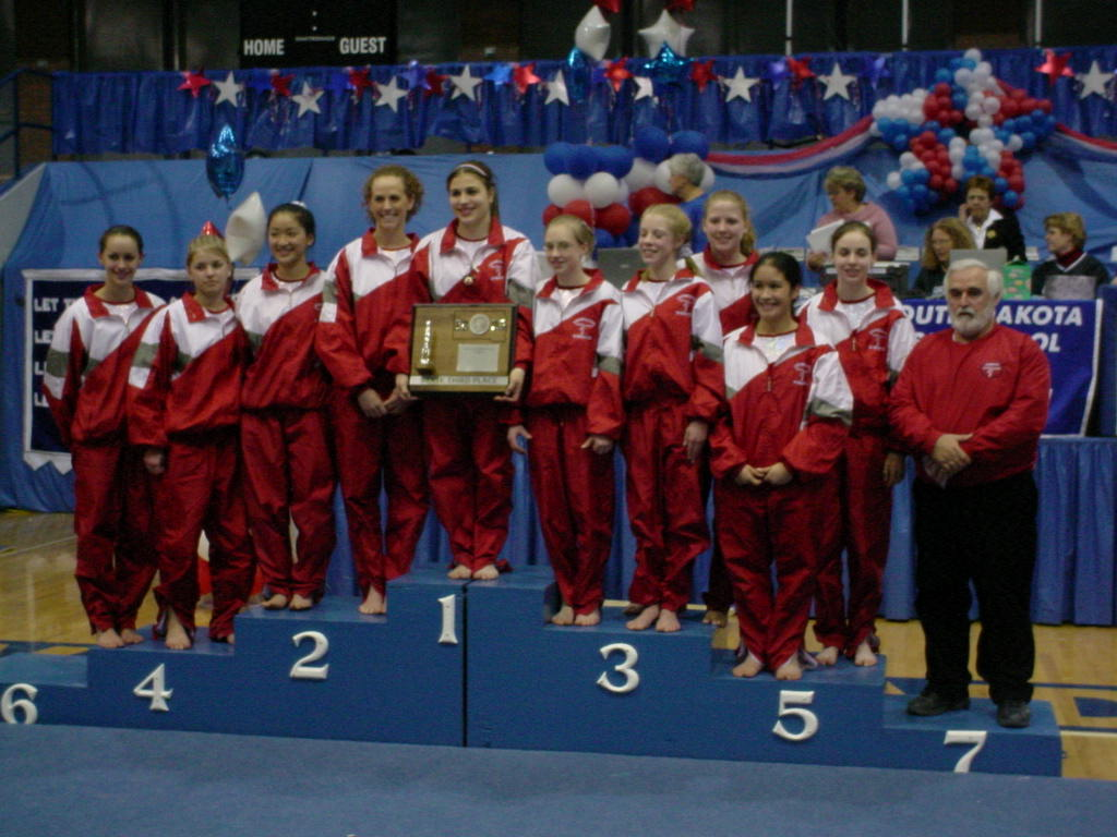 girls gymnastics a