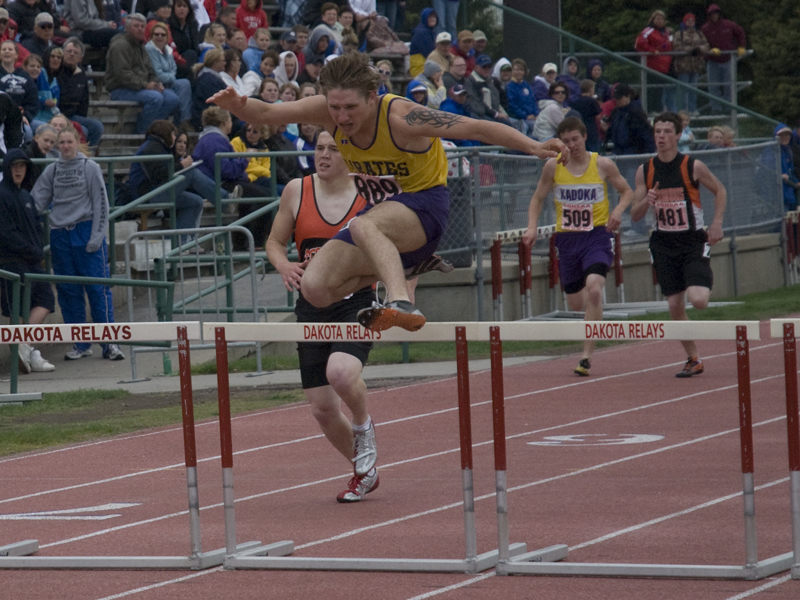 pbs south dakota state track meet in columbus