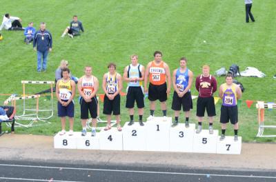 2013 south dakota high school state track meet